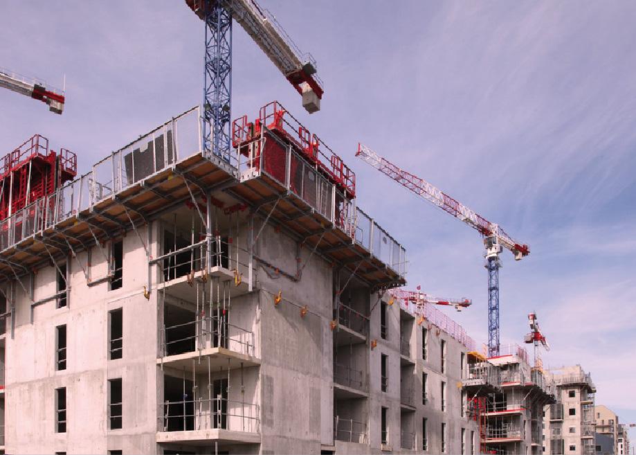 <b>Flugaschen</b> für Beton